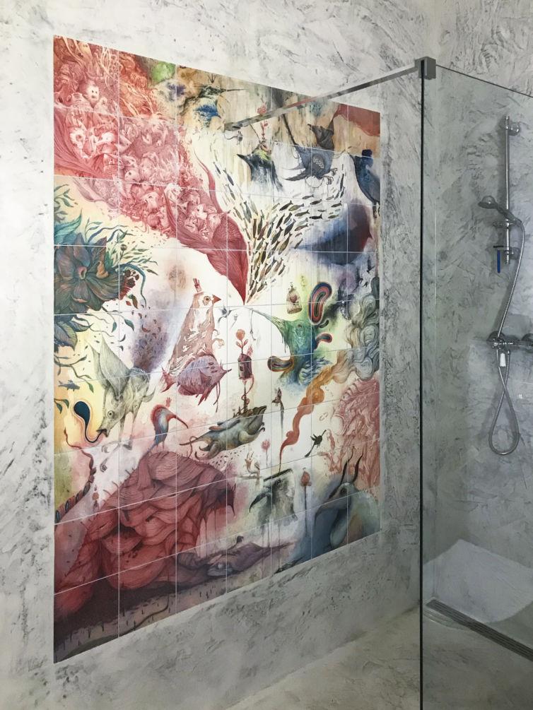 Themed Bathroom