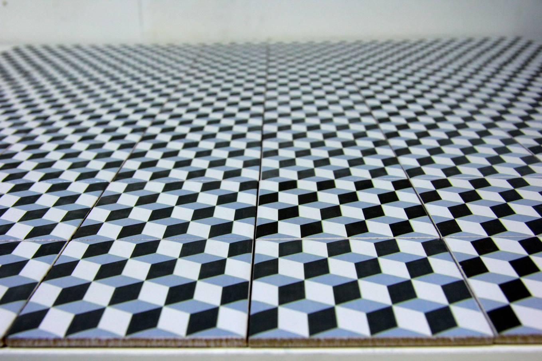 Customer Query Leads To Amazing Bespoke Unique Floor Tiles
