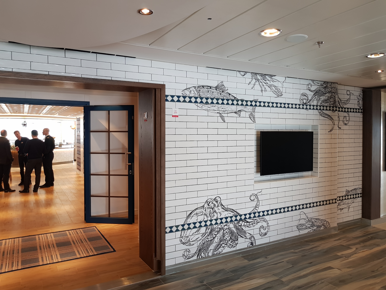 restaurant tiles