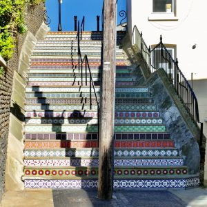 Pugin Step Tiles